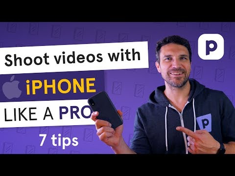 Filming your online course with iPhone - How to shoot video like a ...