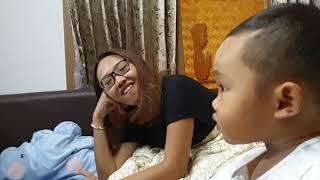 preview picture of video 'แม่ปิ๊กคุยกับรติเรื่องไปเที่ยวมา #รติ1ขวบ10เดือน'