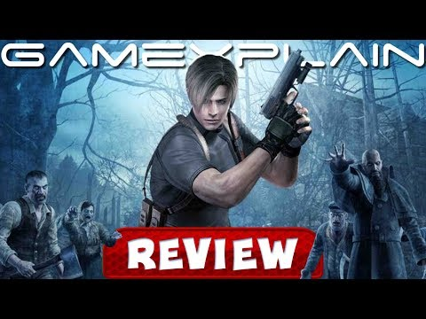 Resident Evil 4 REVIEW (Nintendo Switch) - YouTube video thumbnail