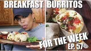 Breakfast Burrito Hacks