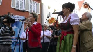 preview picture of video 'Reutlingen Weindorf 2014'