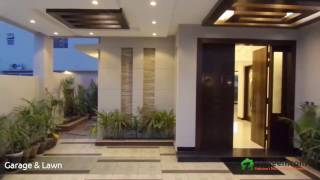 10 MARLA BASEMENT DUBAI DESIGN OUTCLASS BUNGALOW FOR SALE IN DHA PHASE 6 - BLOCK D LAHORE