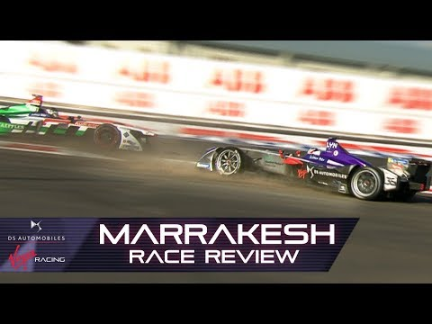 What Caused Alex's Crash In The Formula E Marrakesh E-Prix? (Race Review)