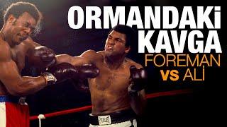 Ormandaki Kavga: Muhammed Ali vs. George Foreman Boks - Yiğit Tezcan