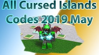All Codes for Cursed Islands | 2019 May