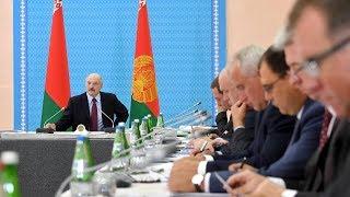 Лукашенко требует внести предложения по заменам в руководстве правительства | Kholo.pk
