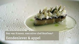 Eendenlever & appel van Bas van Kranen*