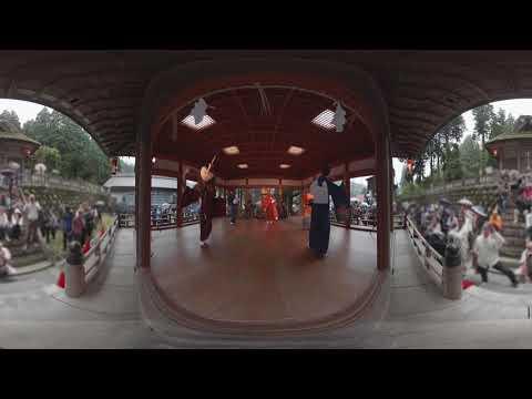 World heritage histric villages of Gokayama (VR)
