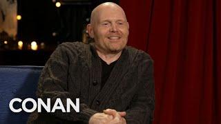 Bill Burr Full Interview - CONAN on TBS