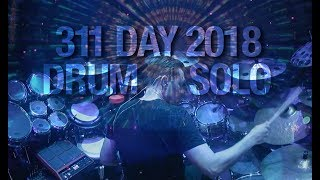 311 Day 2018 Drum Solo | Applied Science Chad Sexton | Remastered Audio
