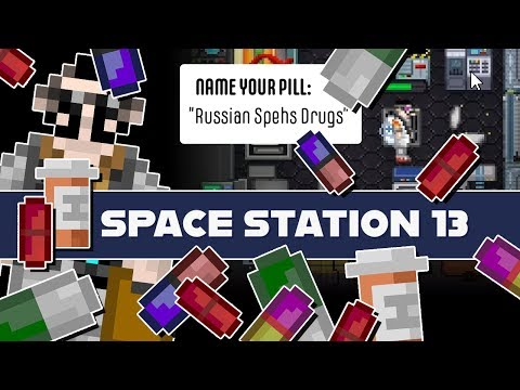 Space Station 13: a distinctly reasonable attempt at chemistry