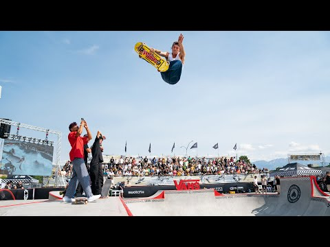 Vans Park Series: Salt Lake City Men's Highlights