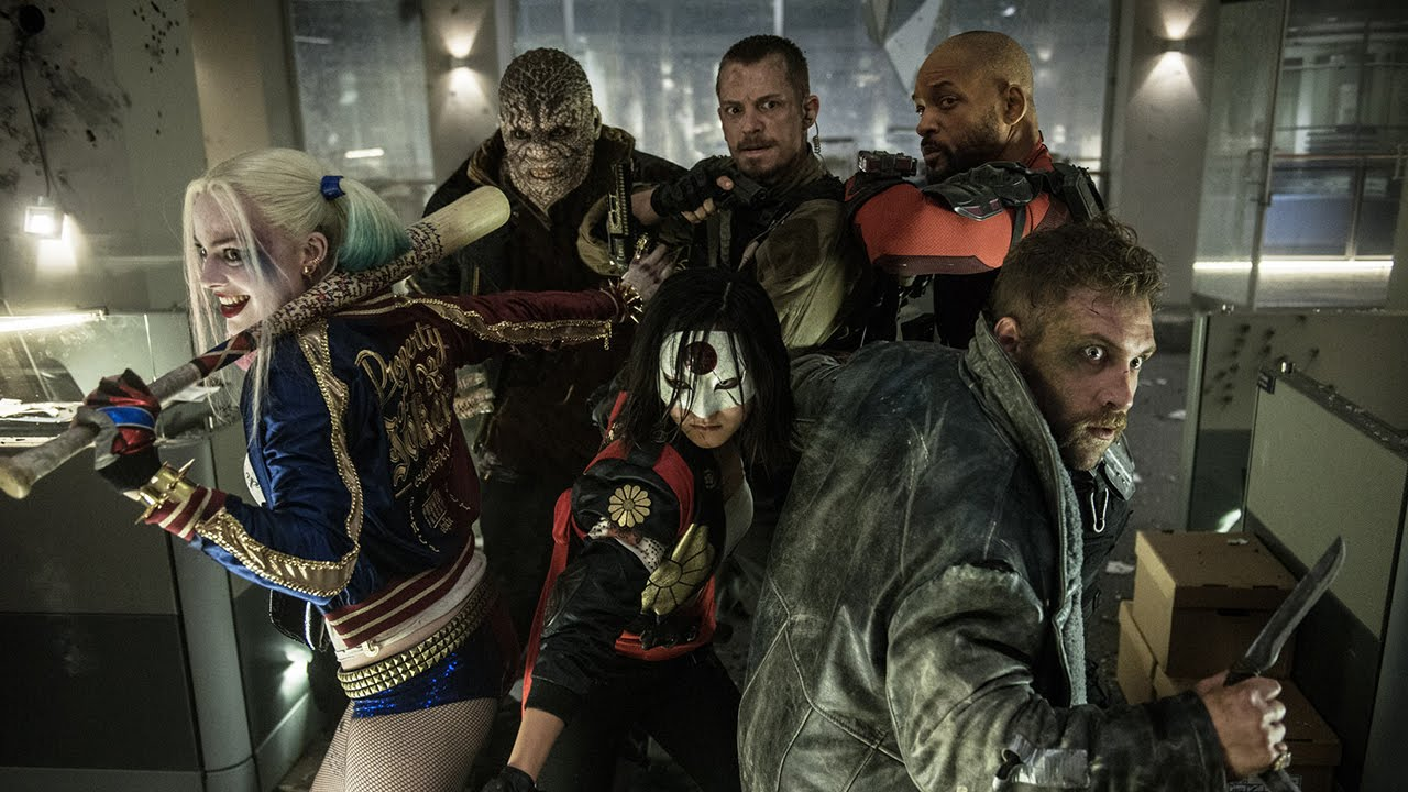 Watch: The New Suicide Squad Trailer Has Dropped