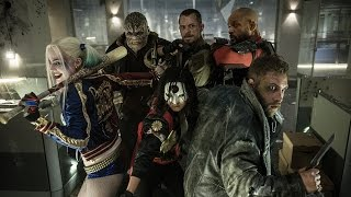 Suicide Squad - Official Trailer 1 [High Quality Mp3]