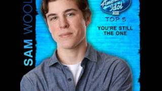 Sam Woolf - You're Still the One - Studio Version - American Idol 2014 - Top 6