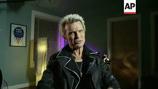 Gambar cover Another rebel yell: Billy Idol returning for Las Vegas residency