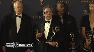 "Andrew Lloyd Webber & Tim Rice (""Jesus Christ Super Star Live in Concert"") 2018 Creative Arts Emmys"