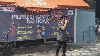 Ketika Lagu 'Hip Hop Jokowi Amin' Berkumandang