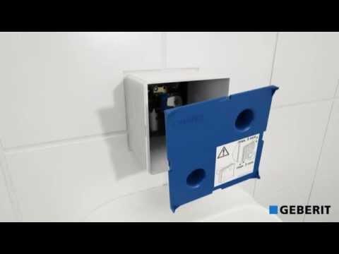 Geberit Sigma50 - Installation