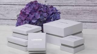London – Luxury Packaging In White!