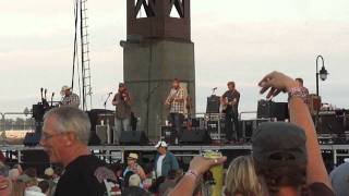 "Trampled By Turtles ""Alone"" 7/6/11 Bayfront Park, Duluth, MN"