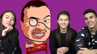 """Реакция на Mr. Marmok (""""Мармок"""", """"Баги, Приколы, Фейлы"""")"""
