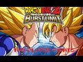 Dragonball Z: Burst Limit ps3 : Vegeta Vs Goku