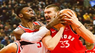Washington Wizards vs Toronto Raptors Full Game Highlights| 2/13/2019