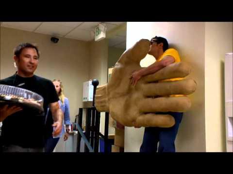 Jackass - the high five
