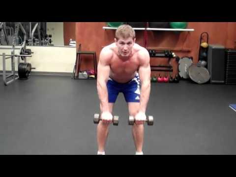 Overhand-Grip Rear Lateral Raise