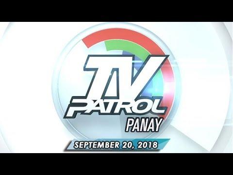 [ABS-CBN]  TV Patrol Panay – September 20, 2018