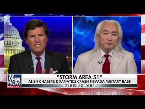 Michio Kaku on the US Navy UFO Confirmation