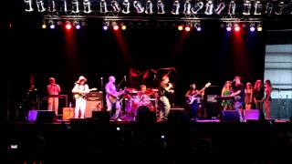 "The Starmer Brothers ""Carolina County Ball"" 7-10-2011"