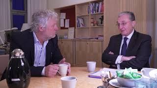 Զոհրաբ Մնացականյանի հանդիպումը Շվեդիայի Միջազգային զարգացման և համագործակցության նախարար Փիթեր Էրիքսոնի հետ