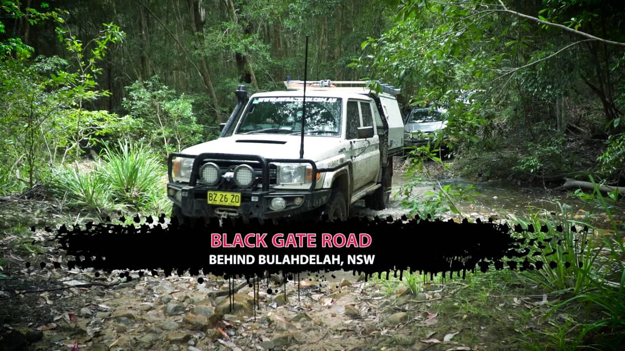 BLACK GATE ROAD, NSW