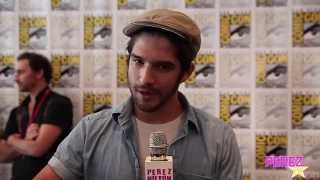 Тайлер Хёхлин, EXCLUSIVE! Teen Wolf Cast Spill Season 4 Spoilers At Comic-Con!