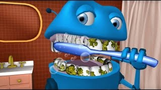 Brush Along With Budd! Brushing Teeth Song And Dance!