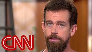 Twitter CEO: 'We Are Not' Discriminating Against Any Political Viewpoint