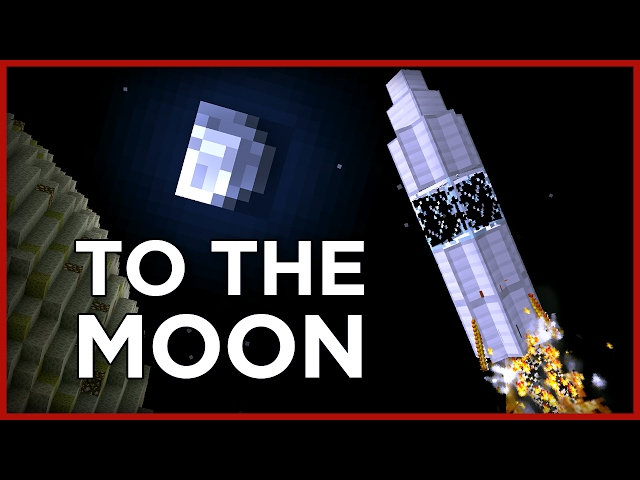 New dimension: GO TO THE MOON in Minecraft! - Cimap