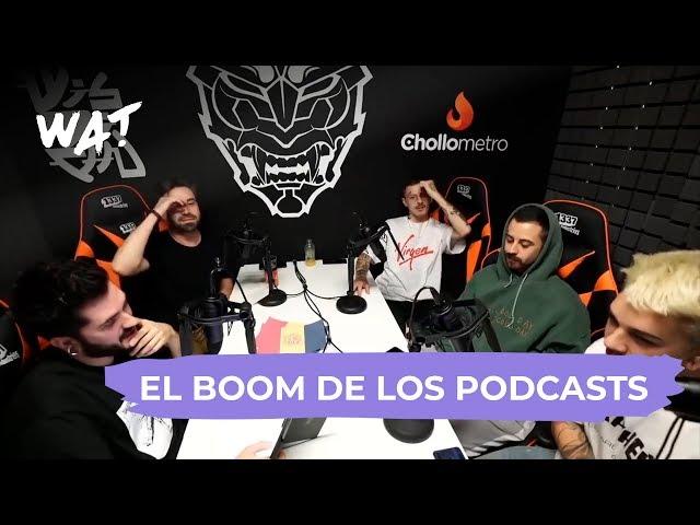 De youtuber a podcaster: Wismichu, Cheeto o Loulogio confirman que este boom es una realidad