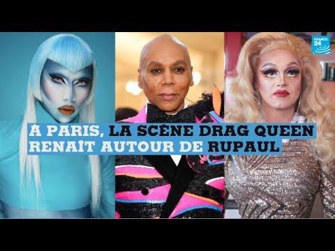 À Paris, la scène DRAG QUEEN renaît autour de l'icône RUPAUL