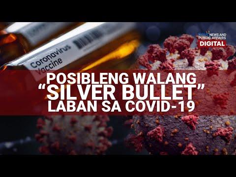 """[GMA]  GMA Digital Specials: Posibleng Walang """"Silver Bullet"""" Laban sa COVID-19"""