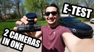 The BEST Dual-Camera Dash-Cam On The Market