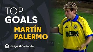 TOP 10 GOALS Martín Palermo LaLiga Santander