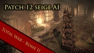 Total War Rome 2 (patch 12)  segie Ai