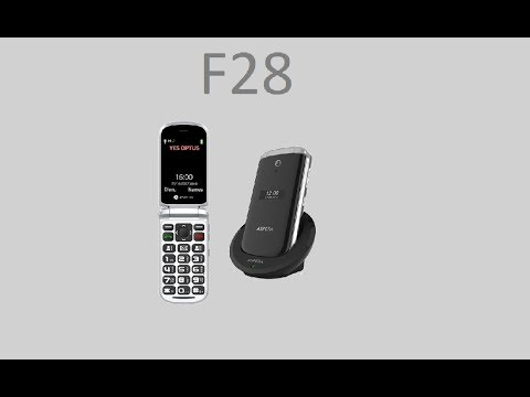 Aspera F28 - How to use Easy Dial