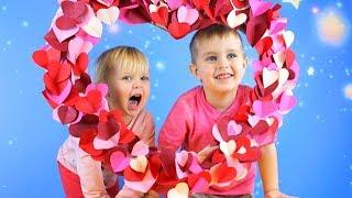 ВАЛЕНТИНКА своими руками / Valentine