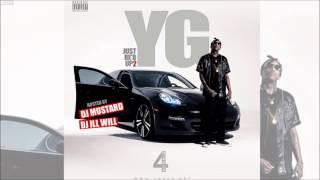 YG - Im A Real 1 (Just Red Up 2)