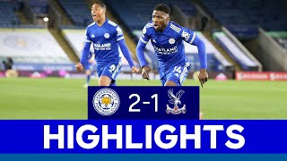 Leicester 2-1 Crystal Palace Pekan 33