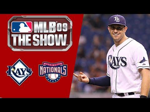 MLB 09 The Show PS3 Gameplay 2019 Washington Nationals Franchise Mode Ep.7